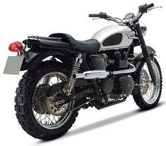 Rack/Solo seat - Scramblerized bonnie - Triumph Forum: Triumph Rat Motorcycle Forums