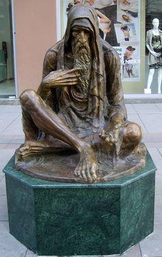 Esculturas de bronce y arcilla