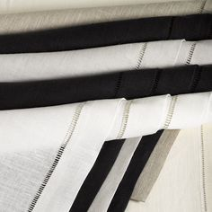 ANICHINI | Treasure Table Linens - Hand Loomed, Hand Hemstitched Linen Napkins, Runners, and Tablecloths