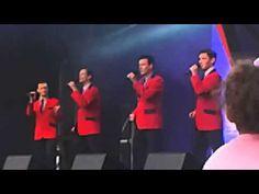Jersey Boys- west end live 2013 Jon Lee, S Club 7, Jersey Boys, West End, Musicals, Musical Theatre