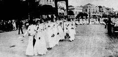 Há 106 anos, Brasil teve um partido feminista para lutar pelo voto da mulher