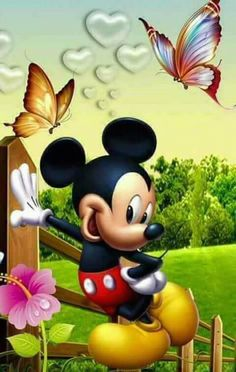 Mickey Mouse strikes a pose. Arte Do Mickey Mouse, Mickey Mouse Cartoon, Mickey Mouse And Friends, Mickey Mouse Wallpaper Iphone, Disney Wallpaper, Retro Disney, Cute Disney, Mickey Mouse Pictures, Disney Pictures