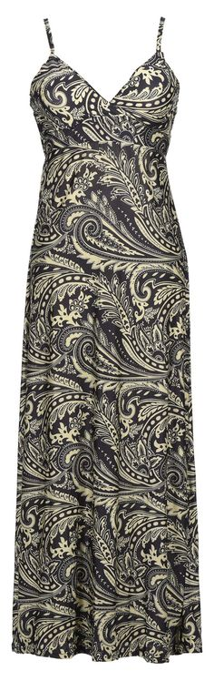 Your body will be a work of art in this wonderful piece. Stretchy, sleeveless maxi dress is formed in smooth, sateen-feel fabric and features a plunging neckline. Show off your fashionista status at Cupshe.com