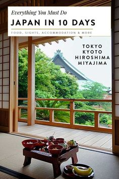 Experience classic Japan on your first visit! Here are suggested 7 day 10 day & 14 day itineraries through Tokyo Kyoto Hiroshima Miyajima Nara & Koya. Go To Japan, Visit Japan, Japan Japan, Japan Trip, Japan Travel Guide, Asia Travel, The Places Youll Go, Places To Visit, Japon Tokyo