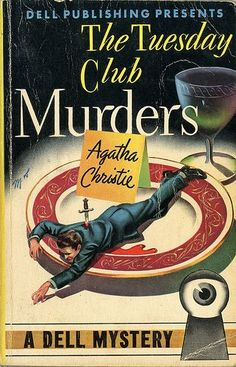 In the spirit of celebrating Agatha Christie's 125th birthday anniversary,my friend and fellow GAD mystery blogger Curtis Evans, whose highly recommended blog, The Passing Tramp, is found her…