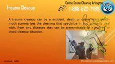 Crime Scene Cleanup Arlington, Tx | 1-888-522-7793 | Blood,Death,Suicide...