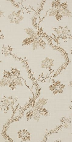 Duden Lodge in Natural by Kathryn M. Ireland for Scalamandre Textile Fabrics, Home Textile, Inviting Home, Jacobean, French Vanilla, Paint Colours, Fabulous Fabrics, Classic Furniture, Texture Design