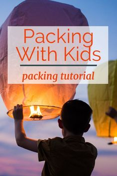 Are you left packing your kid's carry-on? Teach your family how to pack their own luggage. Grab your FREE packing tutorial here and prepare for adventure. #PackingWithKids #TravelWithKids #FamilyTravel #PackingList #EuropeWithKids