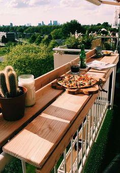 55 + Balcony Planters for your Beautiful Home / Apartment - Inspiring Home Decor - Kleiner Balkon - Balcony Furniture Design