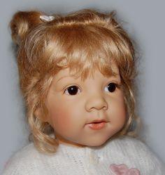 Трогательная девочка Алиса (Alice) от Elisabeth Lindner / Другие коллекционные куклы / Бэйбики. Куклы фото. Одежда для кукол