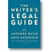 This is actually a useful reference tool. The Writer's Legal Guide | WritersDigestShop