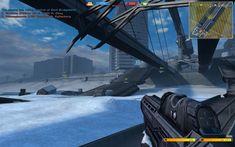 Battlefield 2142 in PlayOnLinux