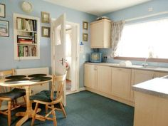 From kitchen to utility room