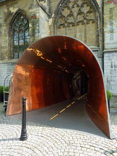 Maastricht, Ingang Kruisherenhotel by Truus, Bob & Jan too!, via Flickr