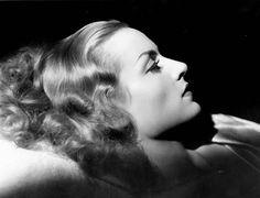 Que lástima fue que Carole Lombard muriera con solo 33 años ...