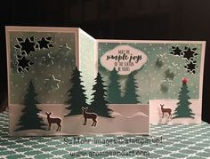 """Welcome to the August 2017 Pals Blog Hop. Thank you so much for joining us today. This month we're going to """"Cut It Out"""". Participants will feature projects with """"cuts"""" from punches, dies, Framelits, Edgelits, or Thinlits. Whether you're just starting the hop, or have come from a previous Pal's blog, you'll find the line-up …"""