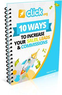 10 способов загрузки страницы - Click.org Money Magazine, Increase Sales, Led