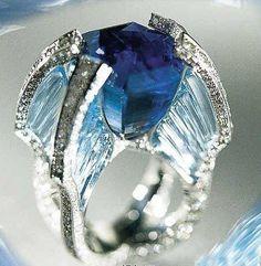 Jewelry Diamond : Italy Scavia jewelery - Buy Me Diamond Gems Jewelry, Bling Jewelry, Gemstone Jewelry, Diamond Jewelry, Unique Jewelry, Jewelry Accessories, Jewelry Design, Jewlery, Vintage Jewellery