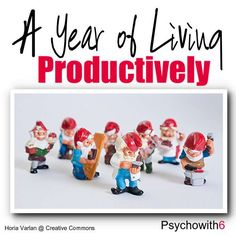 evaluating productivity strategies: A Year of Living Productively - Planner Organization, School Organization, Organizing Paperwork, Organizing Ideas, Home Management, Time Management Tips, Work From Home Tips, Organize Your Life, Study Tips