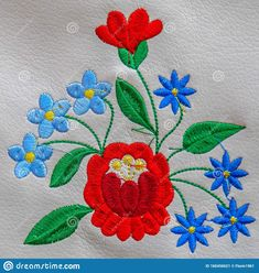Background With Detail Of Traditional Hungarian Folk Embroidery Handmade Stock Image - Image of embroidery, hungary: 160456621 Embroidery Stitches Tutorial, Machine Embroidery Designs, Embroidery Patterns, Hungarian Embroidery, Folk Embroidery, Vintage Jewelry Crafts, Vintage Patterns, Blog Designs, Personalised Gifts
