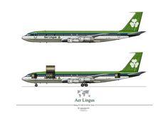 Aer Lingus 707