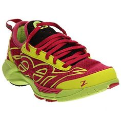 online retailer 13d23 dcf77 Zoot Womens W Ovwa Running ShoeSafety YellowBeetBlack8 M US -- Check out  the image by