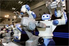 Robot Unemployment Rate Soars in Japan | Popular Science