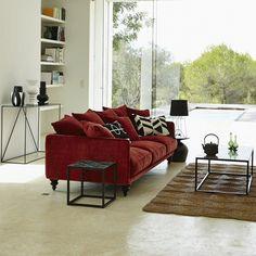 Les 110 meilleures images du tableau Avec mon canapé rouge sur ...