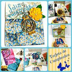 #Tarjeta de #Cumpleaños