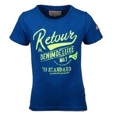 Cool Retour Jeans Boys T-shirt Korte Mouwen Zomer 2014 www.kienk.nl #Cool #Retour #jongenskleding