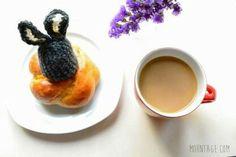 Essbare Eierbecher | Hefeteig der immer gelingt