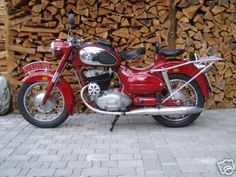 1955 Puch SGS 250