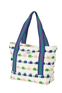 whale tote sewing inspiration