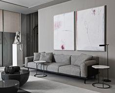 Timothy de Meridiani en Quarto Sala: · sofás y elementos modulares desenfundables, que se pueden poner ...