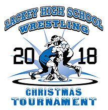 9ed457e6a Wrestling T-Shirt Design for Christmas Wrestling Tournament or Dual Custom  Clothes, Cricket,