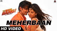 #Perfect <3 *Exclusive* Bang Bang Meherbaan Video   feat Hrithik Roshan & Katrina Ka...