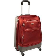 "Ricardo Beverly Hills San Mateo 21"" Exp WheelABoard Spinner - Red Ocher - via eBags.com!"