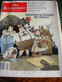 THE ECONOMIST JANUARY 1994 IN FLAGRANTE POLITICO EMBRYONIC CHOICES in Books, Comics & Magazines, Magazines, News & Current Affairs | eBay!