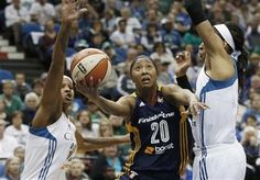 Gritty Fever top Lynx 75-69 in Game 1 of WNBA Finals
