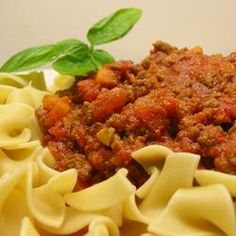 "Slow Cooker Bolognese | ""AMAZING! This was one of the best things I've ever made. So good and super easy to make as well."""