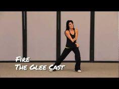 REFIT CARDIO DANCE FITNESS FIRE (GleeCast) fitness    Easy Warm-up