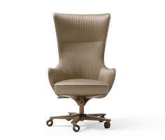 Genius Armchair by Giorgetti | Executive chairs
