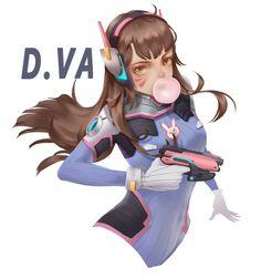 D.va Overwatch