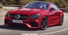 Mercedes-AMG E63 Coupe Would Challenge The BMW M6