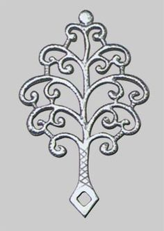 48-452 - Family Tree Trivet Silhouettes, Stencils, Chandelier, Ceiling Lights, Country, Home Decor, Candelabra, Decoration Home, Rural Area