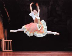 Pennsylvania Ballet's Coppelia costume