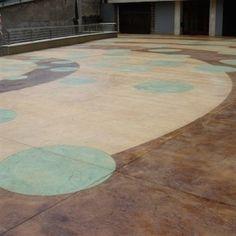 Tintados al ácido- pavimentos- Pavitec2000