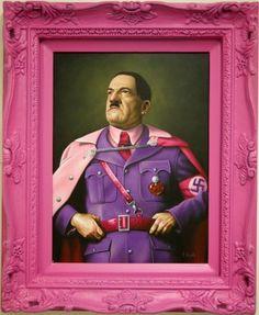 Scott Scheidly: i ritratti dei dittatori in chiave pop.
