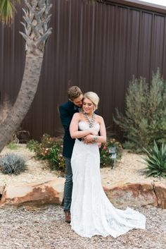 romantic desert wedding inspiration | rue de seine gown | aandbe bridal shop | texas wedding