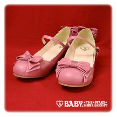 Baby the Stars Shine Bright / Shoes / Antique Ribbon Shoes
